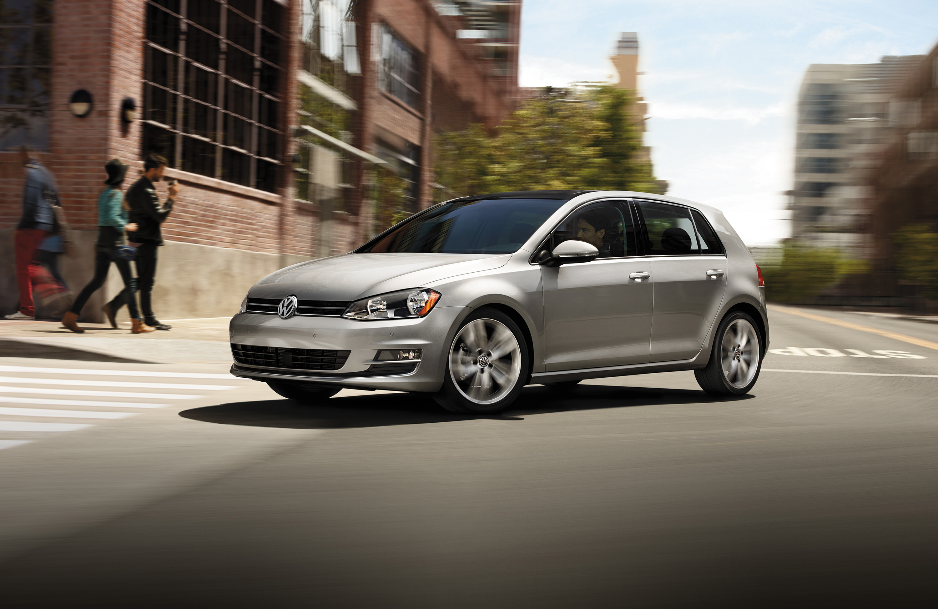 2015 Golf & Golf GTI Named 2015 North American Car of the Year | Uncategorized