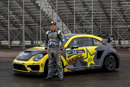 Tanner Foust Vw >> Tanner Foust To Drive Vw For Two More Seasons Uncategorized