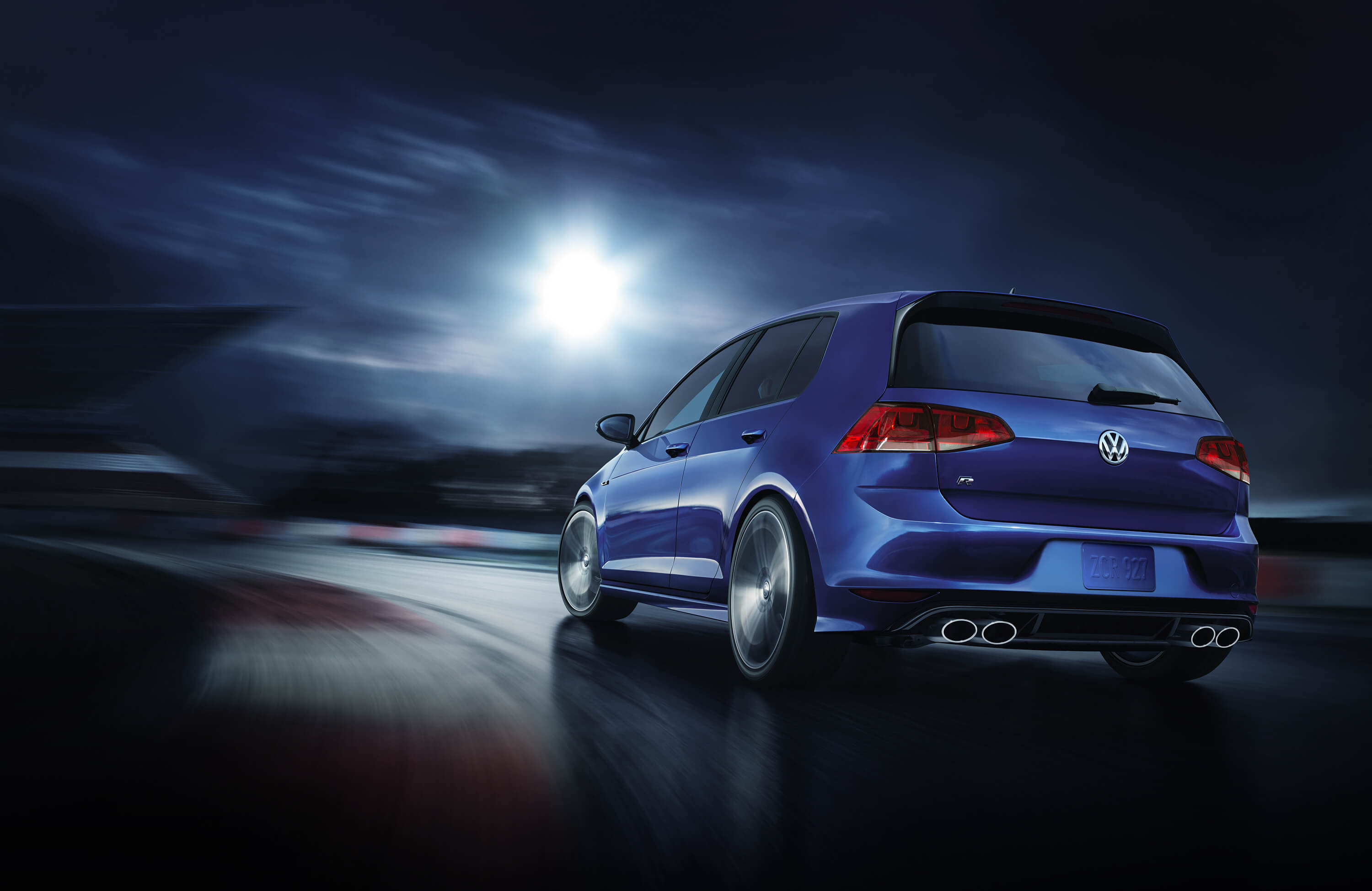 2016 Volkswagen Golf R Named All-Star By Automobile | Uncategorized